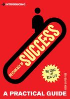 Introducing Psychology of Success: A Practical Guide: Book by Alison Price , David Price