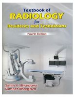 Textbook of Radiology for Residents and Technicians: Book by Satish K. Bhargava