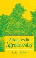 Advances in Agroforestry: Book by L. K. Jha