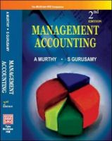 Management Accounting:Book by Author-MURTHY