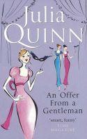 An Offer From A Gentleman: Book by Julia Quinn
