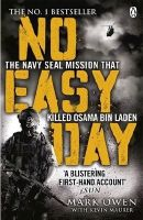 No Easy Day: The Only First-hand Account of the Navy Seal Mission that Killed Osama bin Laden (English) (Paperback): Book by Mark Owen Kevin Maurer