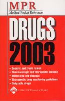 Medical Pocket Reference: Drugs 2003: Book by Springhouse