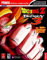 Dragon Ball Z: Budokai 3: Prima Official Game Guide: Book by Prima Temp Authors