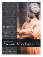 The Prophet of Modern India: A Biography of Swami Vivekananda:Book by Author-Gautam Ghosh