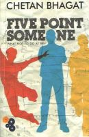 Five Point Someone:Book by Author-Chetan Bhagat