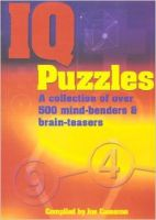 IQ Puzzles[Paperback]: Book by Joe Cameron