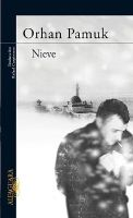 Nieve: Book by Orhan Pamuk