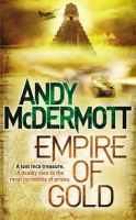 Empire of Gold: Book by Andy McDermott