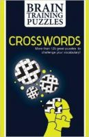 Brain Training Puzzles: Crosswords: Book by Puzzle People