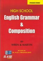 High School English Grammar & Composition: Book by Wren, Martin