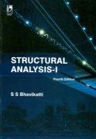 Structural Analysis Vol. 1, 4/e PB: Book by Bhavikatti S S