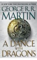 A Dance With Dragons:Book by Author-George R. R. Martin