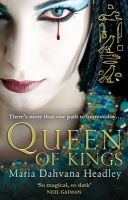 Queen of Kings:Book by Author-Maria Dahvana Headley