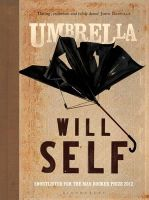 Umbrella: Book by Will Self