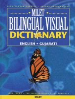 The Milet Bilingual Visual Dictionary: English-Gujarati: Book by Jean-Claude Corbeil , Arianne Archambault