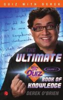 The Ultimate Bournvita Quiz Contest Book of Knowledge (Volumes 2): Book by Derek O'Brien