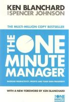 One Minute Manager:Book by Author-Ken Blanchard