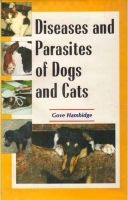 Diseases and Parasites of Dogs and Cats: Book by Hambidge, Gove ed