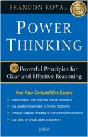 Power Thinking: Book by Brandon Royal