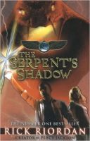 The Serpent's Shadow:Book by Author-Rick Riordan