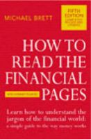 How to Read the Financial Pages: Book by Michael Brett