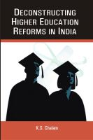Deconstructing Higher Education Reforms in India[Hardcover]: Book by K. S. Chalam