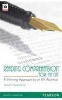 Reading Comprehension for the CAT: A Winning Approach by an IIM Alumnus: Book by Sidharth Balakrishna