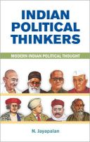 Indian Political Thinkers: Book by N. Jayapalan