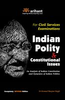 Indian Polity and Constitutional Issues for Civil Services Examinations:Book by Author-kumud Ranjan singh