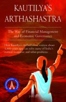 Kautilya's Arthashastra:Book by Author-L. N. Rangarajan