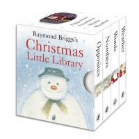 Raymond Briggs's Christmas Little Library:Book by Author-Raymond Briggs