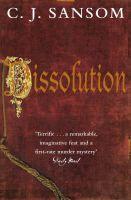 Dissolution: Book by C. J. Sansom