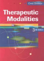 Therapeutic Modalities: Book by Chad Starkey