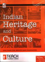 13.27.1- Indian Heritage and Culture: Book by J. K. Chopra