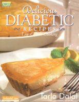 Delicious Diabetic Recipes: Book by Tarla Dalal