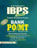 Study Guide CRP Bank P.O/M.T Recruitment Exam 2014 (Includes Solved Papers 2012-2013