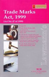 Trade Marks Act 1999: Book by Lawmann