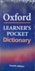 OXFORD LEARNER'S POCKET ENGLISH DICTIONARY (English) 4th Edition (Paperback): Book by Olped