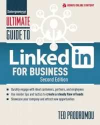 Ultimate Guide to Linkedin for Business: Book by Perry Marshall James Malinchak Ted Prodromou
