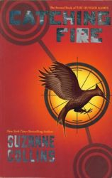 Catching Fire: Hunger Games (Book - 2) (English) (Paperback): Book by Suzanne Collins