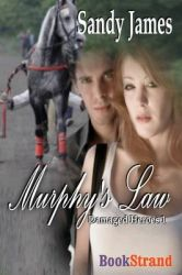 Murphy's Law [Damaged Heroes, Book 1] (BookStrand Publishing): Book by Sandy James