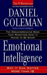 Emotional Intelligence: Book by Daniel Goleman