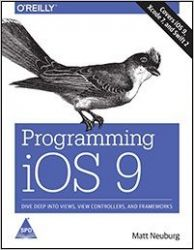 Programming iOS 9 : Dive Deep into Views  View Controllers  and Frameworks (English) (Paperback): Book by  About the Author Matt Neuburg started programming computers in 1968, when he was 14 years old, as a member of a literally underground high school club, which met once a week to do timesharing on a bank of PDP-10s by way of primitive teletype machines. He also occasionally used Princeton Un... View More About the Author Matt Neuburg started programming computers in 1968, when he was 14 years old, as a member of a literally underground high school club, which met once a week to do timesharing on a bank of PDP-10s by way of primitive teletype machines. He also occasionally used Princeton University's IBM-360/67, but gave it up in frustration when one day he dropped his punch cards. He majored in Greek at Swarthmore College, and received his Ph.D. from Cornell University in 1981, writing his doctoral dissertation (about Aeschylus) on a mainframe. He proceeded to teach Classical languages, literature, and culture at many well-known institutions of higher learning, most of which now disavow knowledge of his existence, and to publish numerous scholarly articles unlikely to interest anyone. Meanwhile he obtained an Apple IIc and became hopelessly hooked on computers again, migrating to a Macintosh in 1990. He wrote some educational and utility freeware, became an early regular contributor to the online journal TidBITS, and in 1995 left academe to edit MacTech Magazine. He is also the author of Frontier: The Definitive Guide and REALbasic: The Definitive Guide. In August 1996 he became a freelancer, which means he has been looking for work ever since. He is the author of Frontier: The Definitive Guide and REALbasic: The Definitive Guide, both for O'Reilly & Associates.
