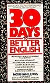 Lewis Norman : Thirty Days to Better English: Book by Norman Lewis