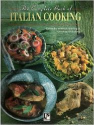 The Complete book of Italian Cooking: Book by Veronica Sperling