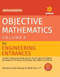 Objective Approach To Mathematics Vol-2 For Engineering Entrances (English) (Paperback): Book by  An Editorial Team Of Highly Skilled Professionals At Arihant, Works Hand In Glove To Ensure That The Students Receive The Best And Accurate Content Through Our Books. From Inception Till The Book Comes Out From Print, The Whole Team Comprising Of Authors, Editors, Proofreaders And Various Other Invo... View More An Editorial Team Of Highly Skilled Professionals At Arihant, Works Hand In Glove To Ensure That The Students Receive The Best And Accurate Content Through Our Books. From Inception Till The Book Comes Out From Print, The Whole Team Comprising Of Authors, Editors, Proofreaders And Various Other Involved In Shaping The Book Put In Their Best Efforts, Knowledge And Experience To Produce The Rigorous Content The Students Receive. Keeping In Mind The Specific Requirements Of The Students And Various Examinations, The Carefully Designed Exam Oriented And Exam Ready Content Comes Out Only After Intensive Research And Analysis. The Experts Have Adopted Whole New Style Of Presenting The Content Which Is Easily Understandable, Leaving Behind The Old Traditional Methods Which Once Used To Be The Most Effective. They Have Been Developing The Latest Content & Updates As Per The Needs And Requirements Of The Students Making Our Books A Hallmark For Quality And Reliability For The Past 15 Years.