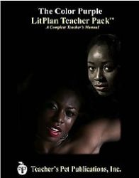 Litplan Teacher Pack: The Color Purple: Book by Christina Stone