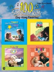 100 Songs for Kids: Piano/Vocal/Guitar: Sing along Favourites