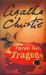 Three Act Tragedy: Book by Agatha Christie